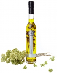 Olivenöl nativ extra mit Orégano La Chinata