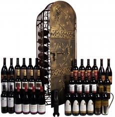 Design-Weinkeller für Zuhause