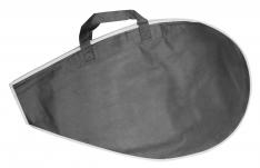Schinkentasche Steelblade schwarz