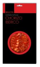 Pata Negra Chorizo Paprikawurst aus Eichelmast Revisan in Scheiben