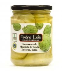 Artischockenherzen aus Tudela ganz D.O. Pedro Luis
