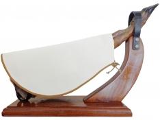 Abdeckung für Schinken beige Jamonprivé - Schinkenabdeckung