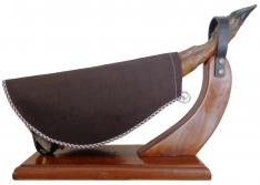 Abdeckung für Schinken braun Jamonprivé - Schinkenabdeckung