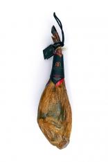Zertifizierter Pata Negra Schinken aus Futtermast Revisan