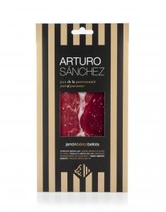 Pata Negra Schinken aus Eichelmast Arturo Sánchez in Scheiben