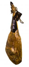 Pata Negra Schinken aus Eichelmast Don Agustín Höchste Qualität