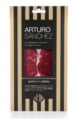Reiner 100% Iberischer Pata Negra Schinken aus Eichelmast Gran Reserva Arturo Sánchez von Hand geschnitten