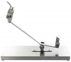 Schinkenhalter Wippe drehbar Steelblade