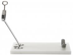 Schinkenhalter zusammenklappbar aus Polyethylen Steelblade