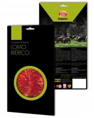 Pata Negra Lendenstück aus Wildpflanzenmast Revisan in Scheiben
