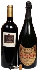 Magnum (1.5 L) Sekt und Rotwein Premium Weihnachtsspecial