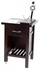 Schneidetisch 600x600mm + Schinkenhalter Jabugo Haya