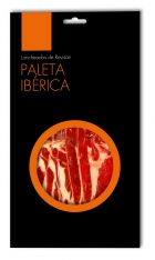 Pata Negra Schinken aus Wildpflanzenmast Revisan in Scheiben (Vorderschinken)