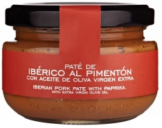 Pata Negra Pastete mit Paprika La Chinata