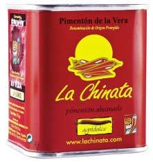 Paprikapulver geräuchert süßsauer La Chinata