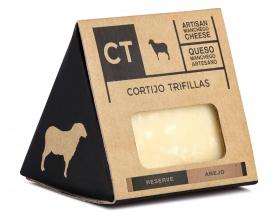 Stück Manchego-Käse Reserva CT