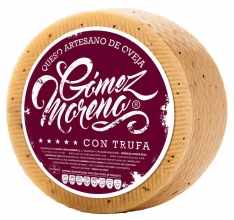 Schafskäse mit Trüffel groß Gómez Moreno