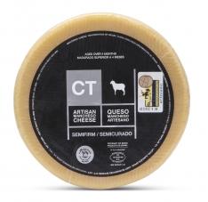 Ganzer Manchego-Käse halbgereift CT