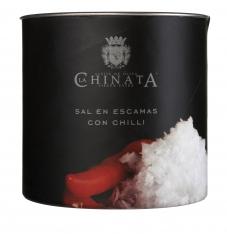 Meersalzflocken mit Chilli La Chinata