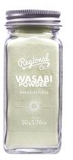 Wasabi-Pulver Regional Co.