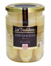 Weiße Spargelspitzen D.O. Navarra La Tudelana